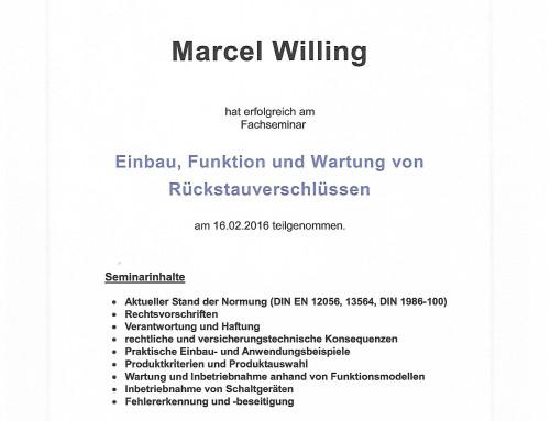 KESSEL: M. Willing