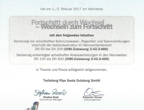 Sanierung Leitungen: Dietmar Thiel