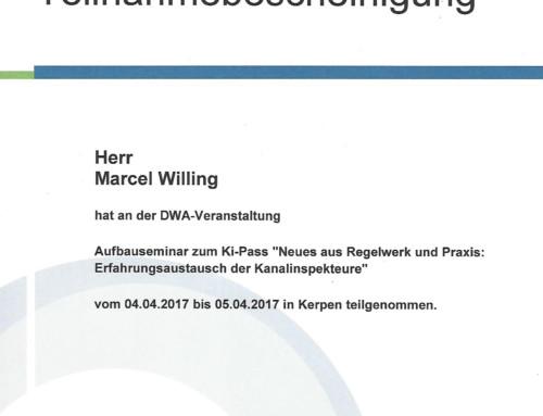 DWA: Marcel Willing