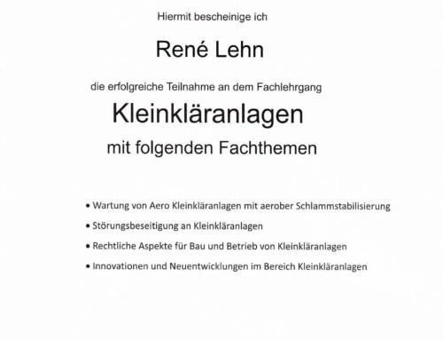 BATCHPUR: Rene Lehn