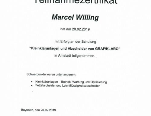 GRAF / KLARO: Willing