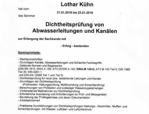 Sklarz: Lothar Kühn